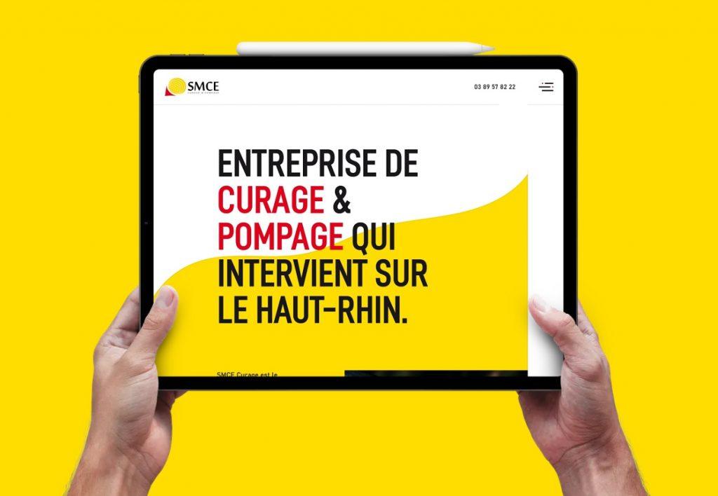 Le référencement sur Google de SMCE Curage à Mulhouse