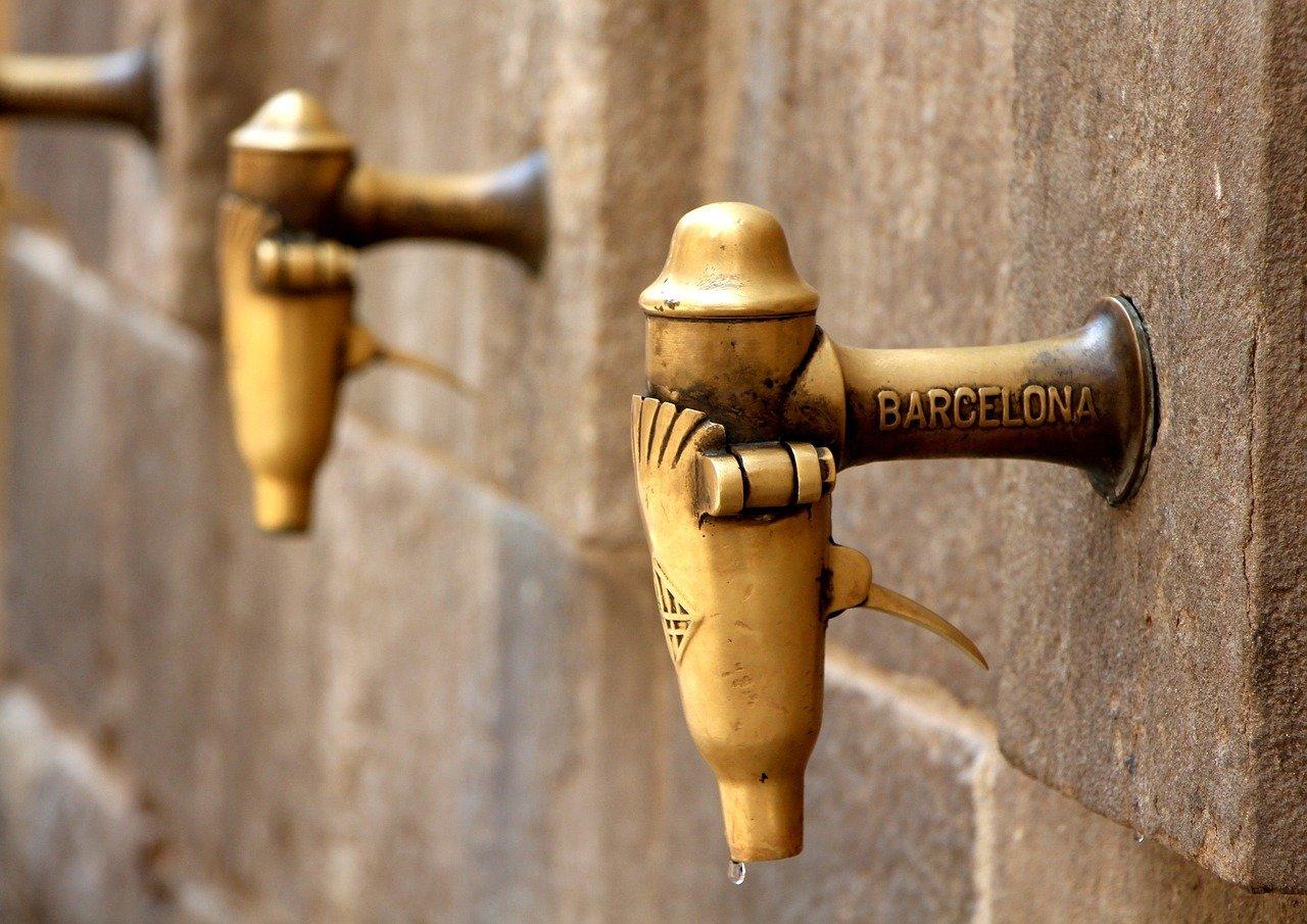 fuite de robinet